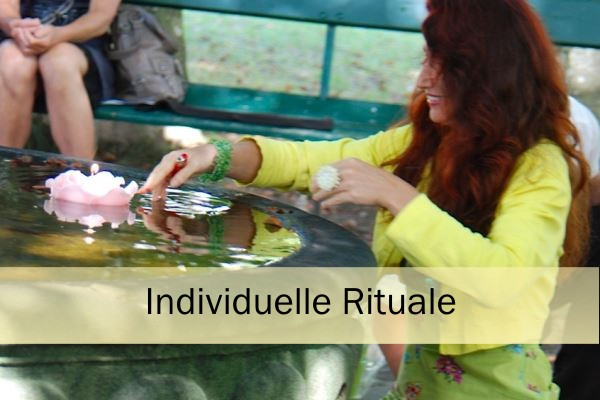 Individuelle Rituale